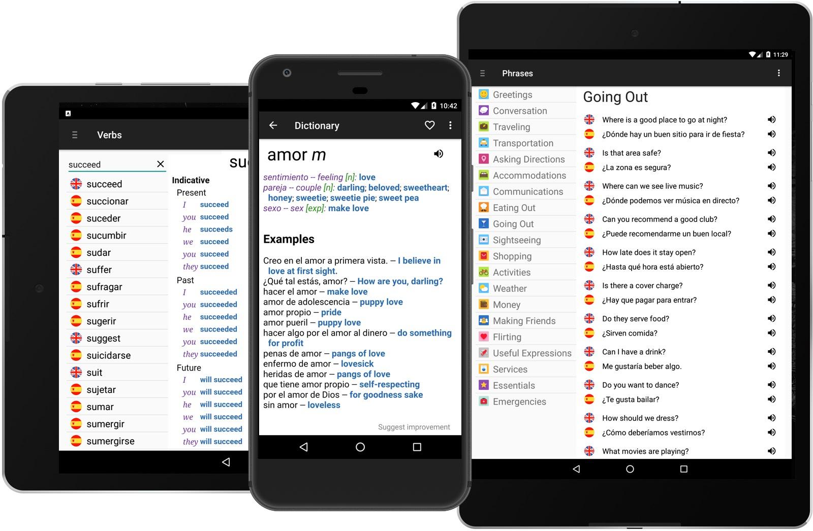 iOS Learn German App