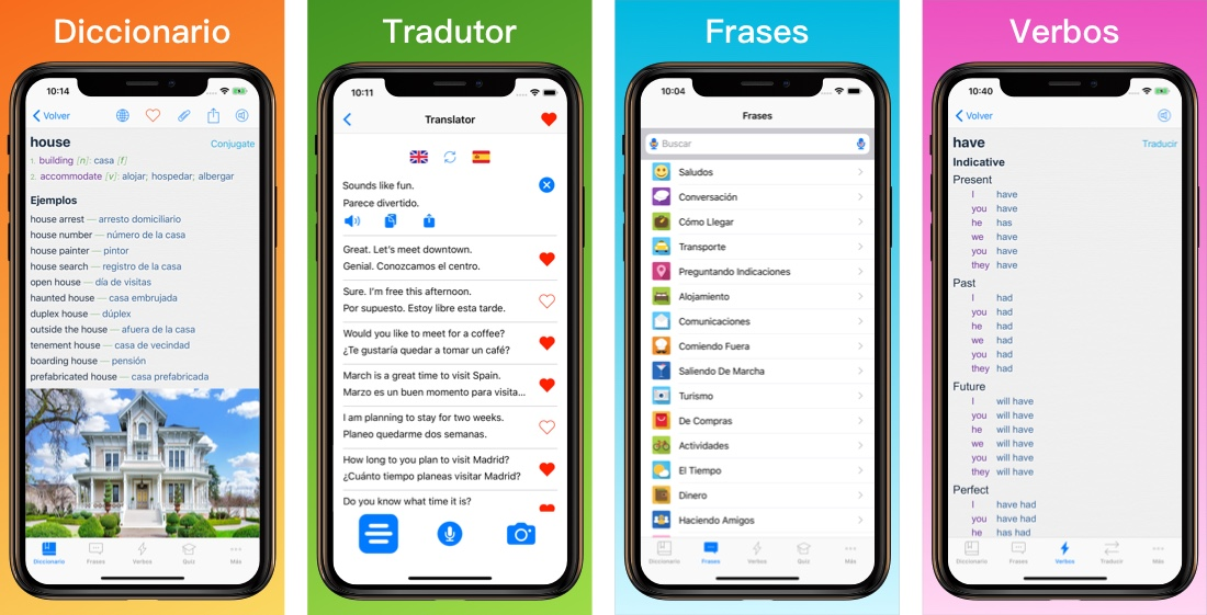 Traductor Ingles App Store